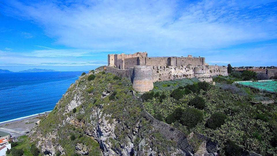Il Castello di Milazzo (la Città Murata)   Sikelian