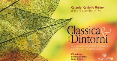 Classica & Dintorni al Castello Ursino – 1 ottobre