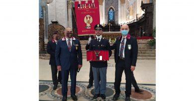 Celebrato S. Michele, Patrono della Polizia