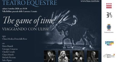 """The Game of Time – Viaggiando con Ulisse"" – 3 ottobre"